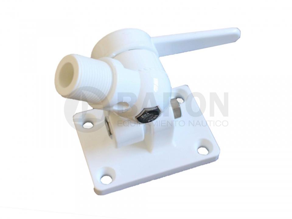 Base antena de VHF Plástica