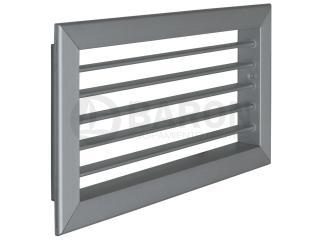 Aire acondicionado rejillas rejilla de salida de aluminio for Salida aire acondicionado