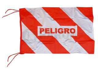 Banderas, Banderines y Astas Banderas de precaución