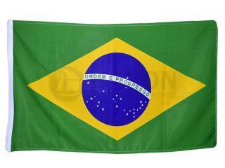 Banderas, Banderines y Astas Banderas brasileñas