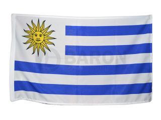 Banderas, Banderines y Astas Banderas uruguayas