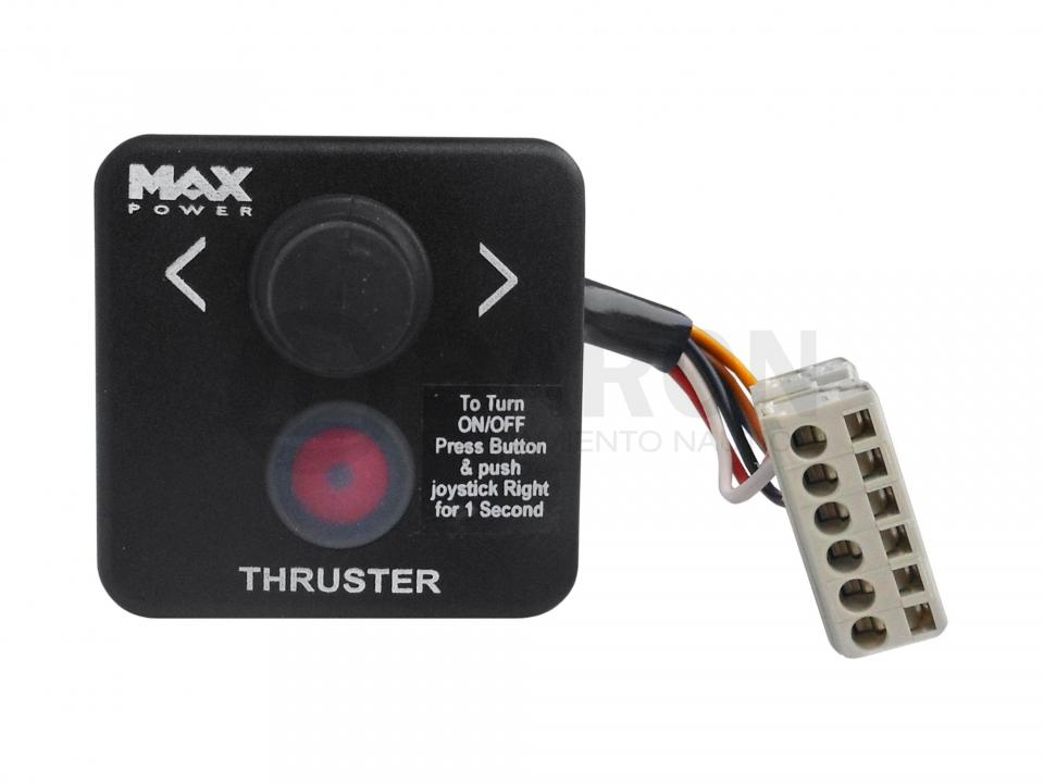 Bow & Stern Thruster Max Power