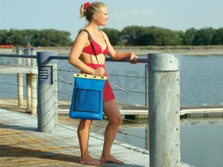 Bolso y bolsillos Waterproof
