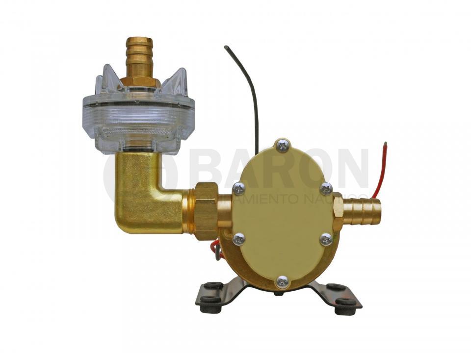 Bomba extractora de aceite Eléctrica