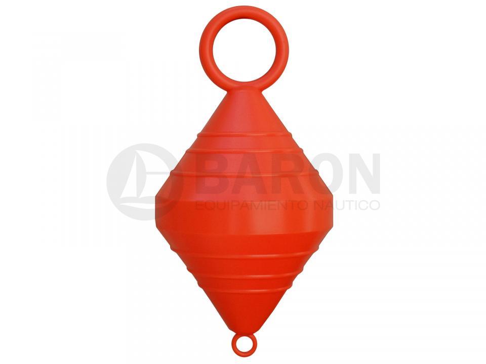Accesorio de amarra Boya, accesorio