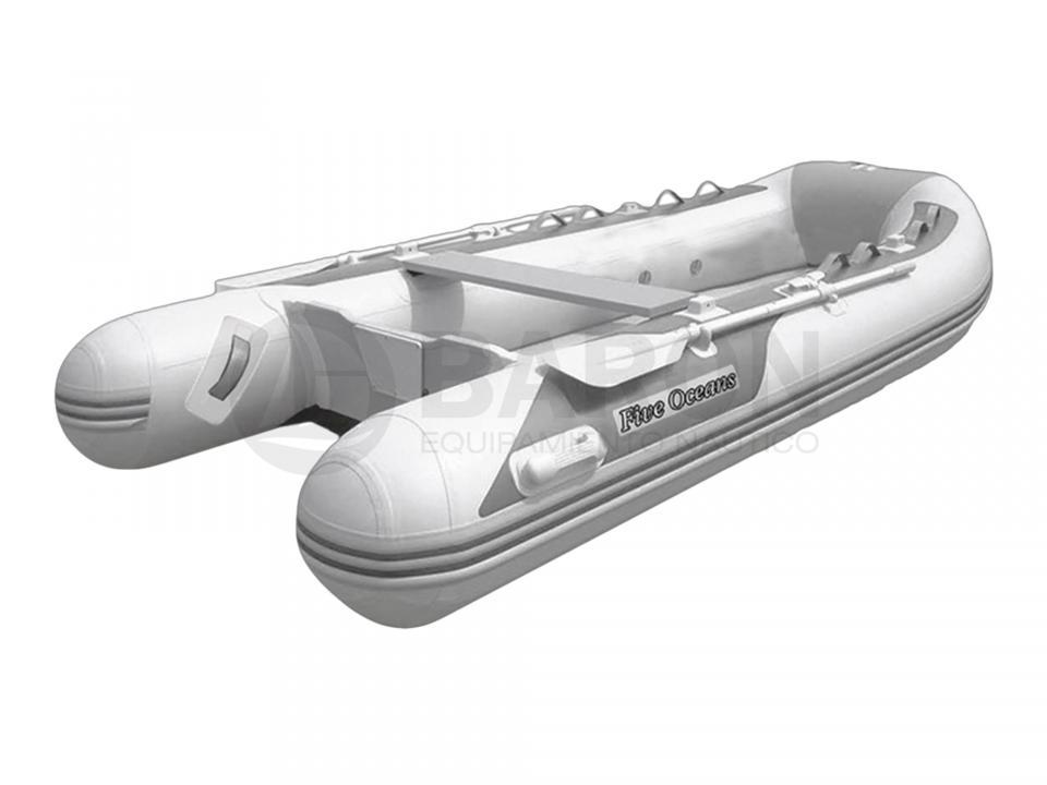 Botes Five Oceans PVC piso de Aluminio