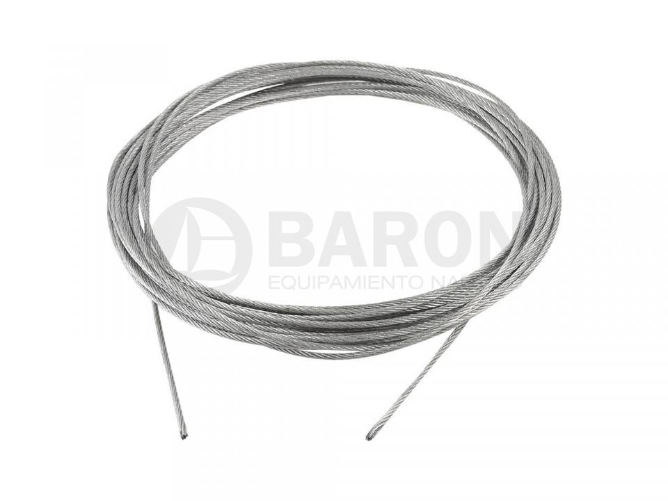 Jarcia Cable inoxidable flexible