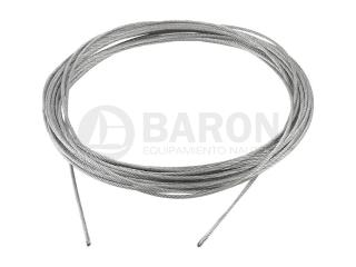 Jarcia Cable inoxidable flexible