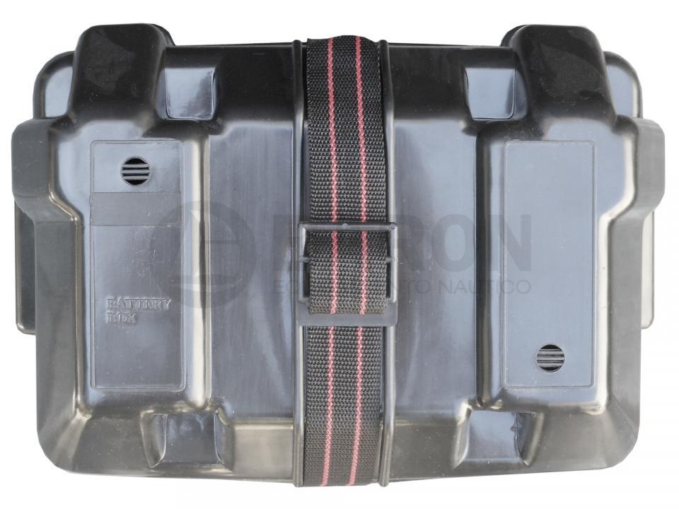 Batería Caja porta bateria y fijacion