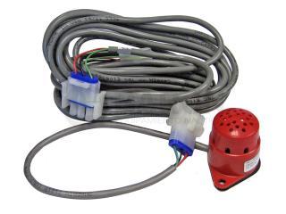 Detector de gases, humo Fireboy