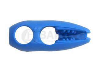 Shock Cord, accesorio Gancho plastico