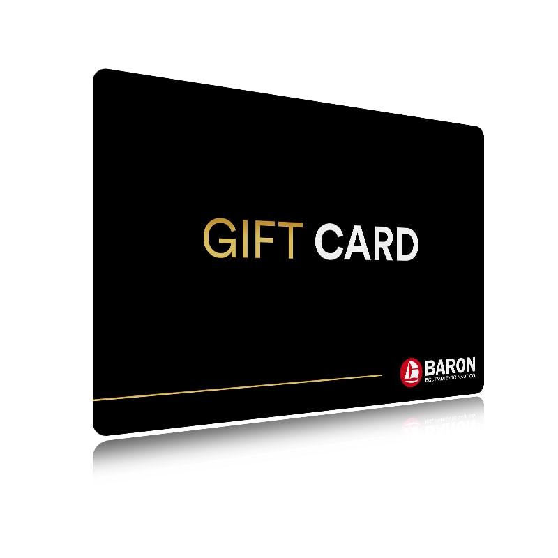 Fondo Club Gift Card