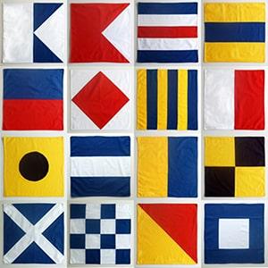 Código Internacional de Banderas Marítimas
