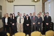 Prefectura Naval Argentina - Inauguración Curso MIU (Maritime Intelligence Unit)