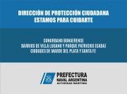 Prefectura Naval Argentina - Nuestro trabajo para prevenir el delito en los barrios