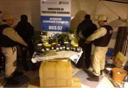Prefectura Naval Argentina - Detuvimos a dos hombres y secuestramos marihuana