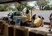 Prefectura Naval Argentina - Fronteras sin contrabando: incautamos mercadería ilegal valuada en casi cinco millones de pesos