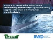 Organización Marítima Internacional (OMI) - El sector se une para apoyar un transporte marítimo bajo en emisiones de carbono