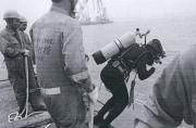 Organización Marítima Internacional (OMI) - Un buzo de salvamento que rescató a tres personas de un buque hundido recibirá la Distinción de la OMI al valor