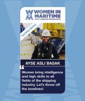 Organización Marítima Internacional (OMI) - El organismo marítimo de la ONU se compromete a seguir fomentando la igualdad de género