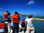 Organización Marítima Internacional (OMI) - La OMI ayuda a mitigar los efectos del derrame del MV Wakashio en Mauricio