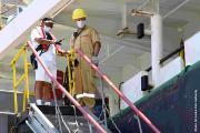 Organización Marítima Internacional (OMI) - Los gobiernos se comprometen a tomar medidas para la gente de mar en una cumbre decisiva sobre el cambio de tripulación