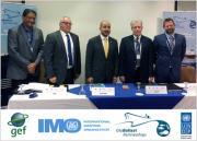 Organización Marítima Internacional (OMI) - Concluye con éxito un proyecto para atajar las invasiones biológicas marinas
