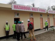 Organización Marítima Internacional (OMI) - Se renueva el apoyo para el reciclaje seguro y ambientalmente racional de los buques en Bangladesh