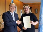 Organización Marítima Internacional (OMI) - Noruega es el primer país que ratifica el régimen de indemnización para las cargas de sustancias nocivas y potencialmente peligrosas transportadas a bordo de los buques