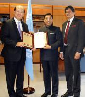 Organización Marítima Internacional (OMI) - India ratifica el Convenio sobre el reciclaje de buques, acercándolo a su entrada en vigor